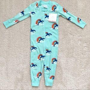 Hanna Andersson Dolphin Pajamas